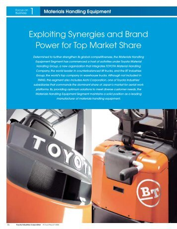 PDF[973KB/27pages] - Toyota Industries Corporation