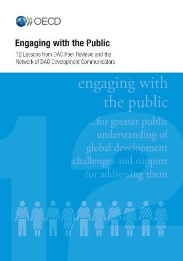 12 Lessons Engaging with the public