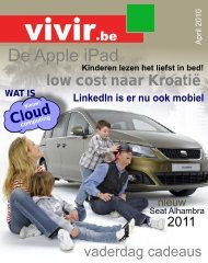 April 2010 nº17 PDF - Gratis abonneren