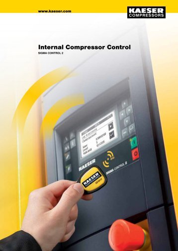 Internal Compressor Controller - KAESER home