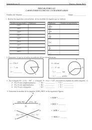 Matemáticas II Enero - Junio 2012 - Preparatoria 22
