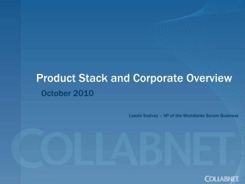 CollabNet Subversion - XLsoft.com