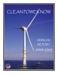 CPN Annual Report 08-09