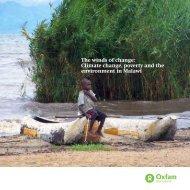 The winds of change - Oxfam International