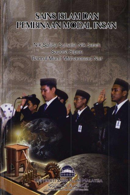Sains Islam Dan Pembinaan Modal Insan.pdf - USIM - Universiti ...