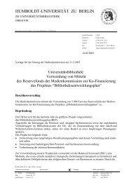 Vorlage vom 14.02.2005 - Medienkommission - Humboldt ...