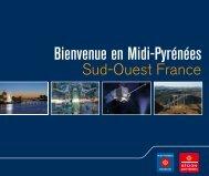 Bienvenue en Midi-Pyrénées Sud-Ouest France - Région Midi ...