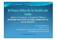 Presentación Ana L. Rodríguez - Bivipas