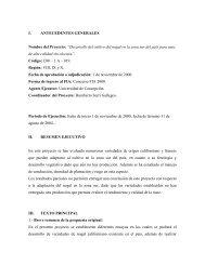 Desarrollo del cultivo del nogal en la zona sur del país para nuez de ...