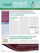 Zilver PTX Randomized Trial of Paclitaxel ... - Summit-tctap.com