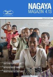 MAGAZIN 4.13 - Menschen für Menschen