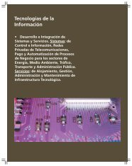 Tecnologías de la Información - Abengoa