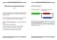 4 Methoden des DBDesigns II