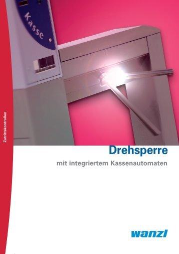 Drehsperre - Expedit