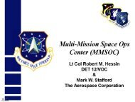 MMSOC - USC Center for Systems and Software Engineering