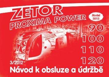 Proxima Power 2012 CZ 3B.pdf - CALS servis sro