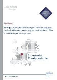 Praxisbericht 54 - ERCIS