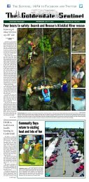 Four hours to safety: Search and Rescue's Klickitat River rescue ...