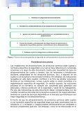 Almacenamiento de productos quimicos - Page 6