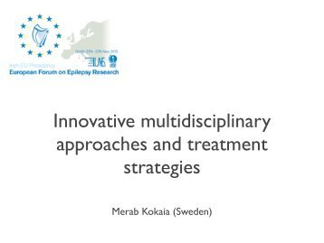 Innovative Diagnostics & Treatments – Merab Kokaia