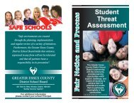 Threat Assess Brochure.pdf - Greater Essex County District School ...