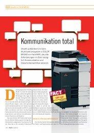 Kommunikation total - FACTS Verlag GmbH