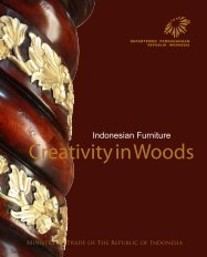 Creativity in Woods - Kemendag