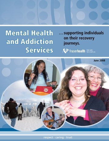 Mental Health and Addiction Services - Physicians