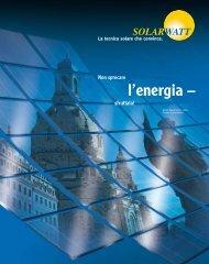 solarwatt presentazione azienda - personal electric