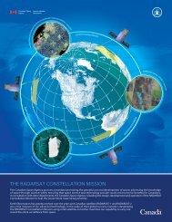 THE RADARSAT CONSTELLATION mISSION - WMO