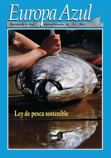 Ley de pesca sostenible - Friend of the Sea