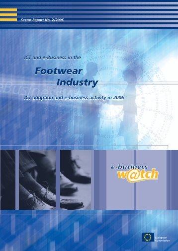 Footwear Industry Footwear Industry - empirica