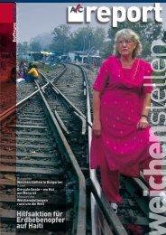 1/2010 Weichen stellen - AVC Deutschland: Aktion für verfolgte ...