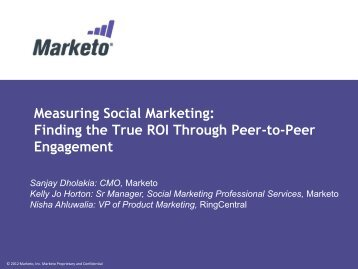 here - Marketo