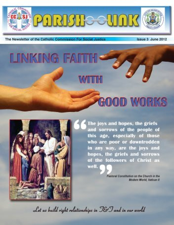 June 2012 - Catholic Commission for Social Justice