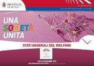 il progetto strategico della provincia di roma - Cittadinanzattiva