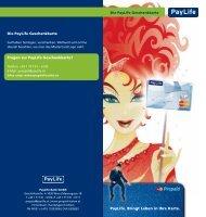 PayLife Geschenkkarte - Prepaid-karten.at