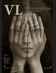 Visual Language Magazine Contemporary Fine Art Vol 3 No 6