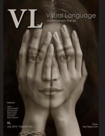 Visual Language Magazine Contemporary Fine Art Vol 3 No 6