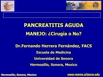 pancreatitis aguda pancreatitis aguda - Reeme.arizona.edu
