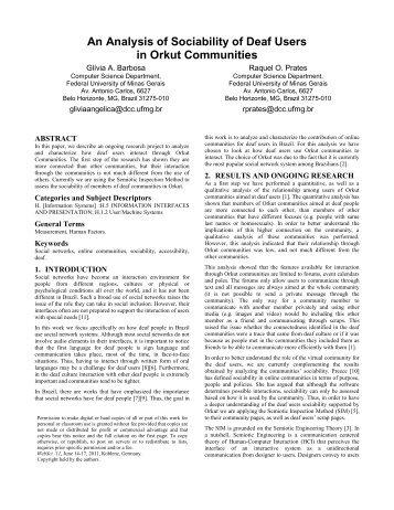 Acm Template | Proceedings Template Word Acm Web Science 2011