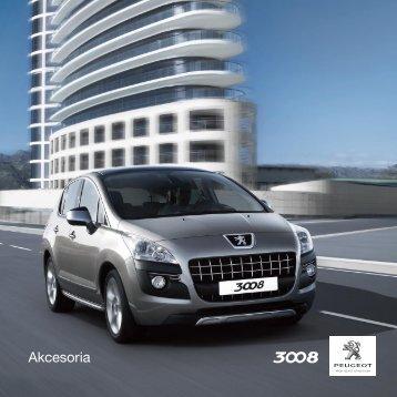 Akcesoria - Peugeot