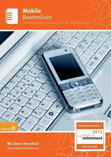 Bestenliste Mobile - IT-Bestenliste