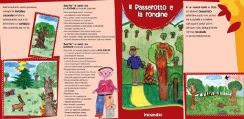 Incendio - Protezione Civile della Provincia di Arezzo