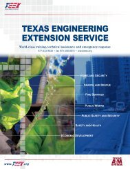 Texas Engineering Extension Service - Texas A&M University