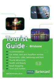 Brisbane West - Bartercard Travel