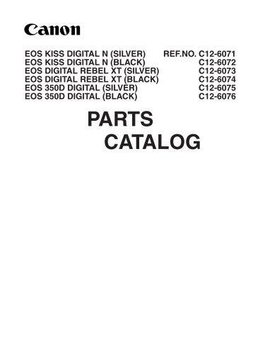 Canon ef Lens repair Manual Pdf