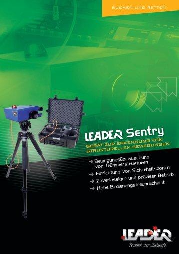 Broschüre Laserüberwachungssystem Sentry zp08.147.de.1 - Leader