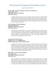 View listings - COAS - Howard University