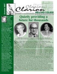 Summer - The Midland College Foundation